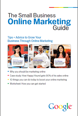 The Small Business Online Marketing Guide at Social-Media.press